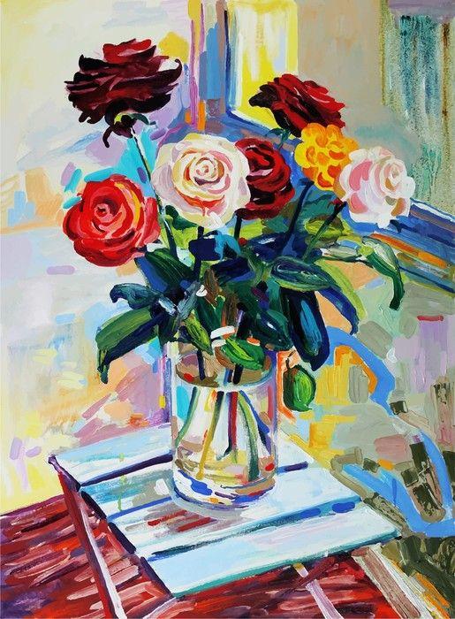 Colourful Flowers Photography from $47.99 | www.wallartprints.com.au #StillLifePhotography