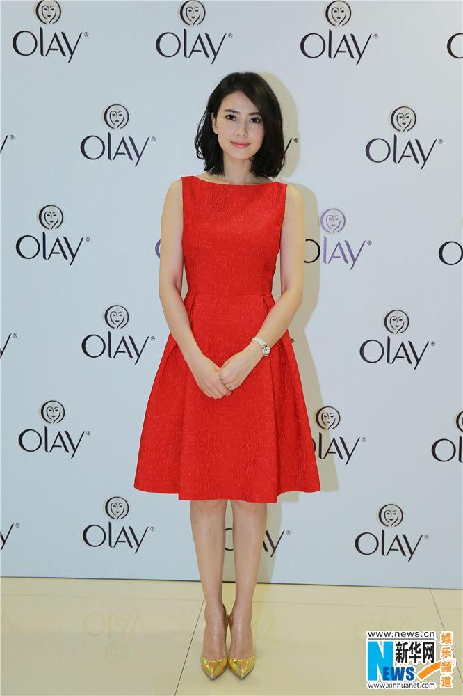 Gao Yuanyuan at fashion event | China Entertainment News