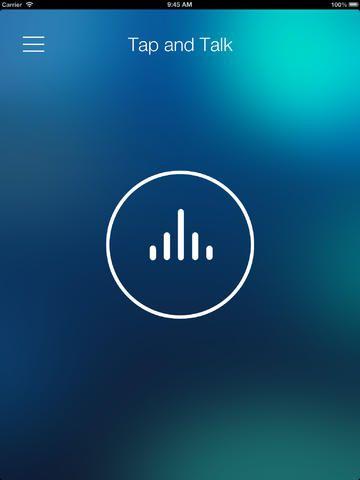 Appen iVoice Assistants - Skriv med din röst.