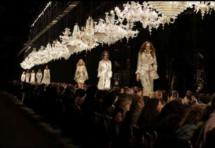 Etienne russo chanel