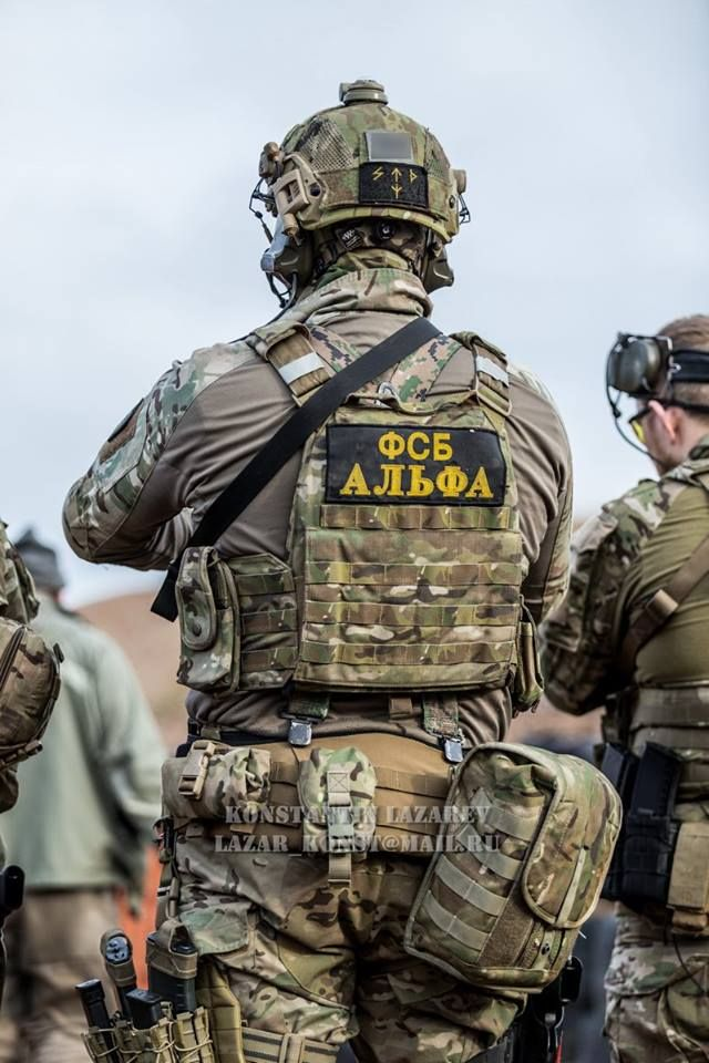 FSB Alpha Group Operator
