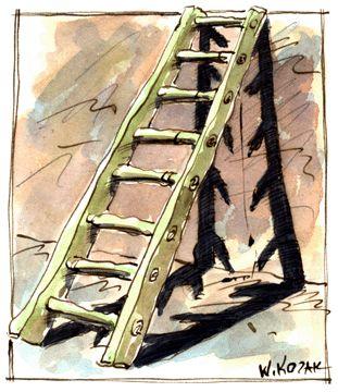Πώς θα βάψετε μία σκάλα