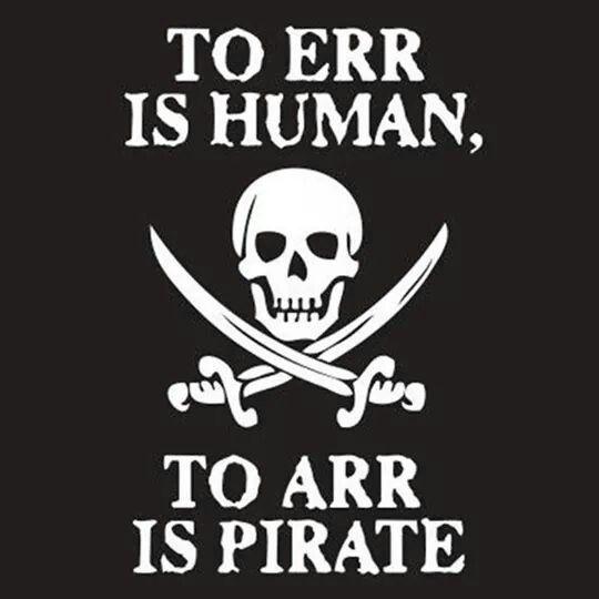 pirates arrr us