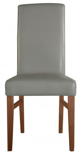 Paris leather dining chair