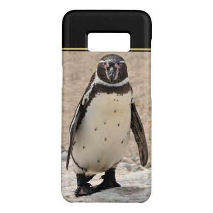 Humboldt Penguin Case-Mate Samsung Galaxy S8 Case - animal gift ideas animals and pets diy customize