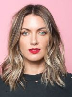 How To Style L.A.'s Most Popular Haircut 3 Ways In 3 Days #refinery29  http://www.refinery29.uk/anh-co-tran-layered-long-bob#slide-25  And, you're done! Here is the view of your chic mini-buns from the back......
