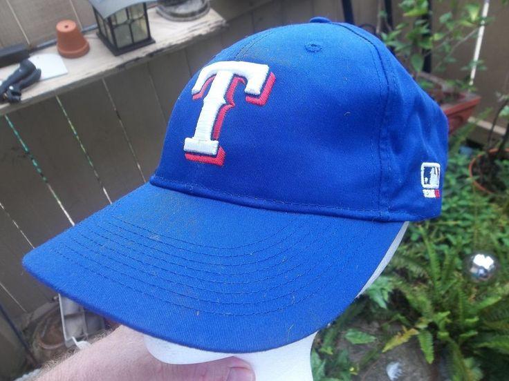Texas Rangers Baseball Hat MLB Adjustable Cap #TexasRangers