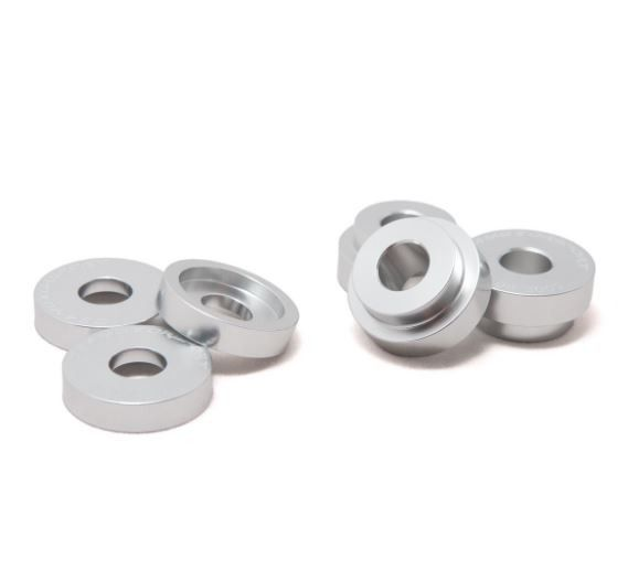 Transmission Shifter Bracket Bushing Kit, Manual Audi and Volkswagen, Billet Aluminum