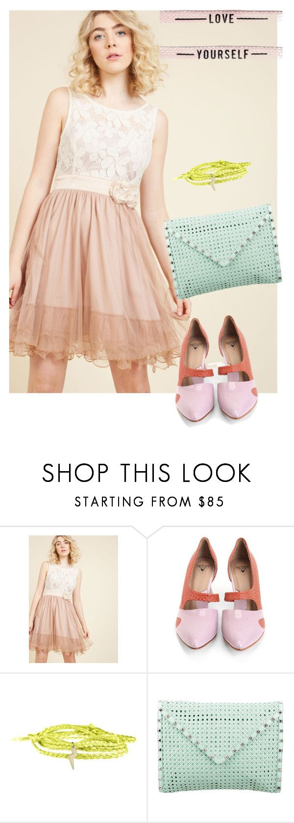 """dress"" by masayuki4499 ❤ liked on Polyvore featuring Ryu, John Fluevog, Minor Obsessions and Rebecca Minkoff"