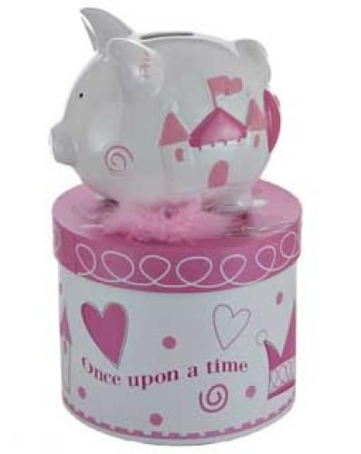 293 best piggy bank images on pinterest piggy banks piglets and mini princess piggy bank http247babygiftsmini personalized baby giftsgirly negle Images