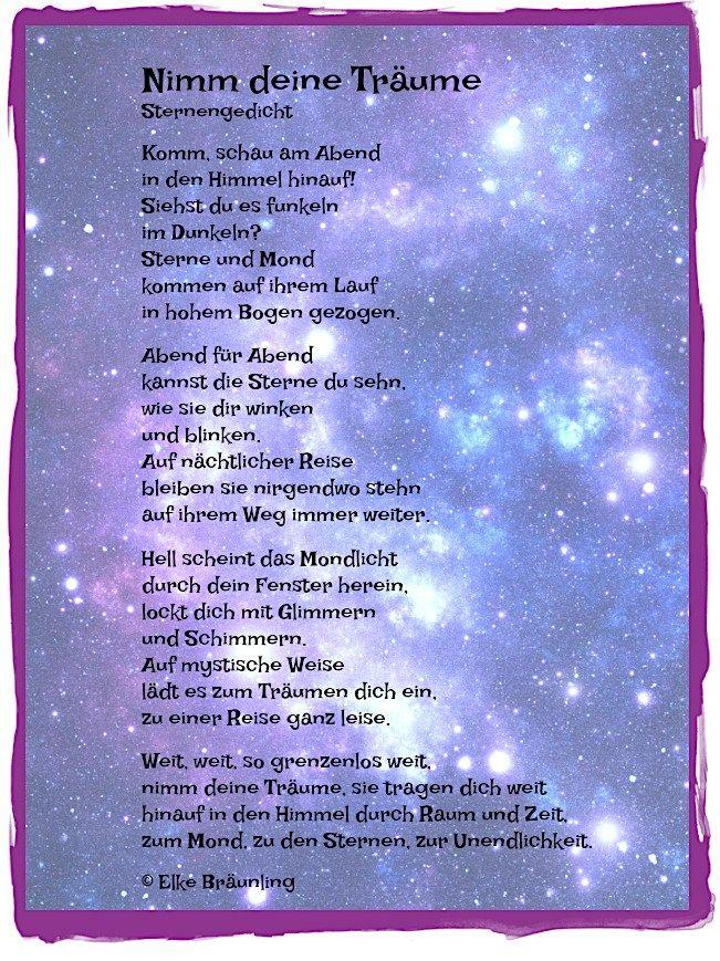Nimm Deine Träume Gedicht Zum Neuen Jahr Gedichte Zum