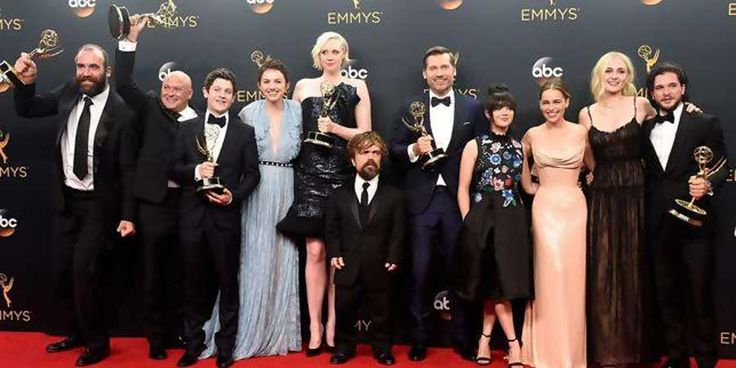 Women of Game of Thrones ruled the Emmys Red Carpet