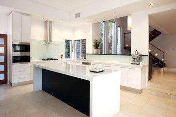 Kitchen - contemporary - kitchen - brisbane - Lee Hardcastle