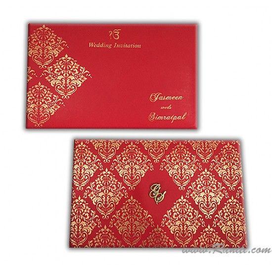 AML 199 Laser Cut InvitationInvitation CardsCustom InvitationsWedding InvitationIndian Wedding CardsIndian WeddingsLaser