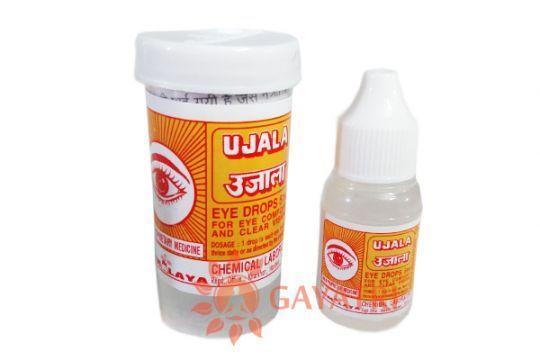 """Глазные капли """"Уджала"""", 5 мл.Производитель """" Хималая.""""/Ujala/Himalaya/20"""