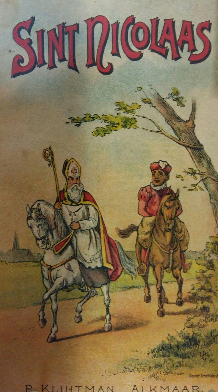 Sint Nicolaas tentoonstelling: Wie zoet is krijgt lekkers 2016 (Sint en Piet te paard)