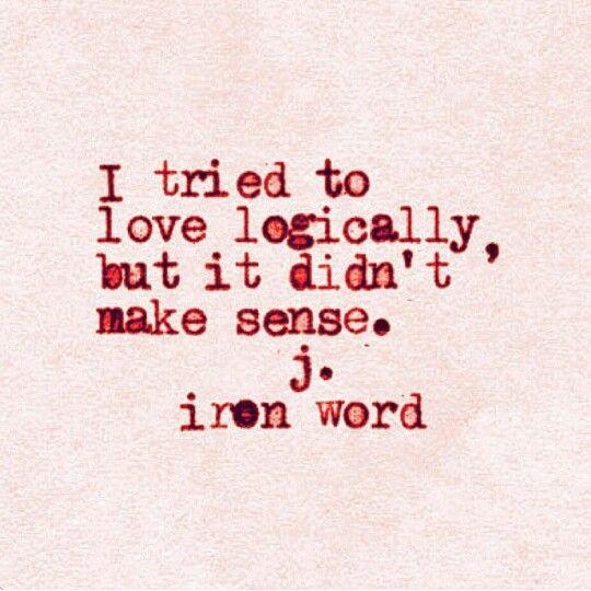 J. Iron Word