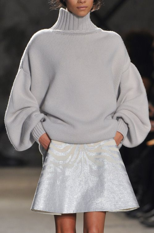 oncethingslookup:  Sally LaPointe Fall 2014 RTW