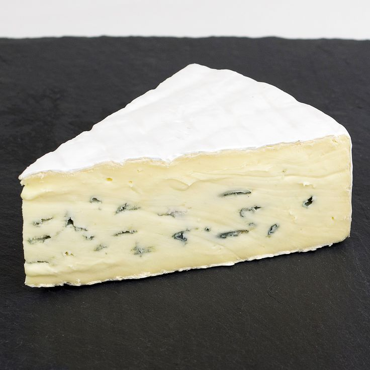 Bavarian Blue Brie. One of the best things in the whole world.