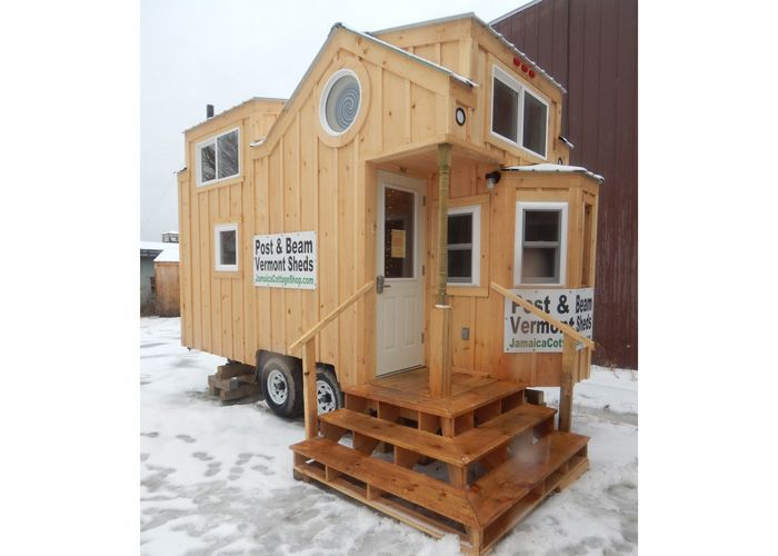 Homes On Wheels homes on wheels. tiny house on wheels in calgary gets a reprieve