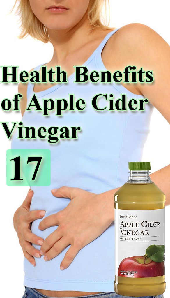 17 Health Benefits of Apple Cider Vinegar : Oh my gosh! It even cures hiccups!