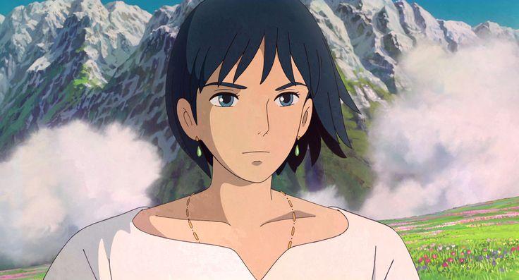 Howl's Moving Castle - Hayao Miyazaki (2004)  Een kleine pauze nemen van het mysterieuze en even een idyllisch plekje bezoeken... met een duistere achtergrond