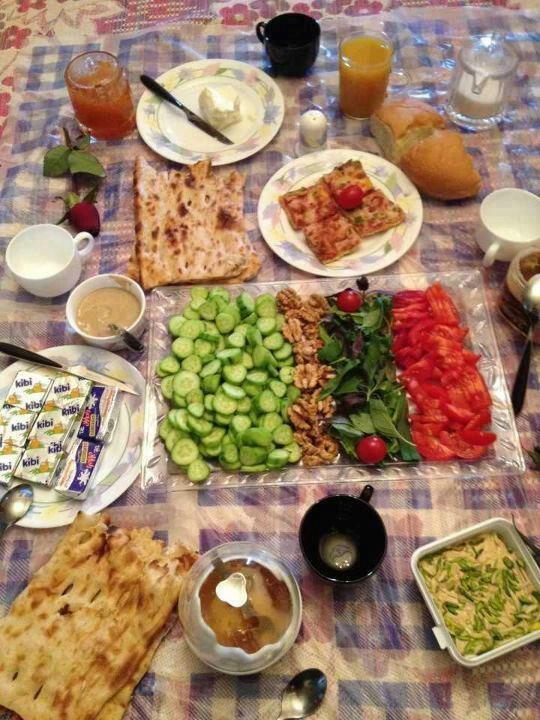 Breakfast (Iranian Style)