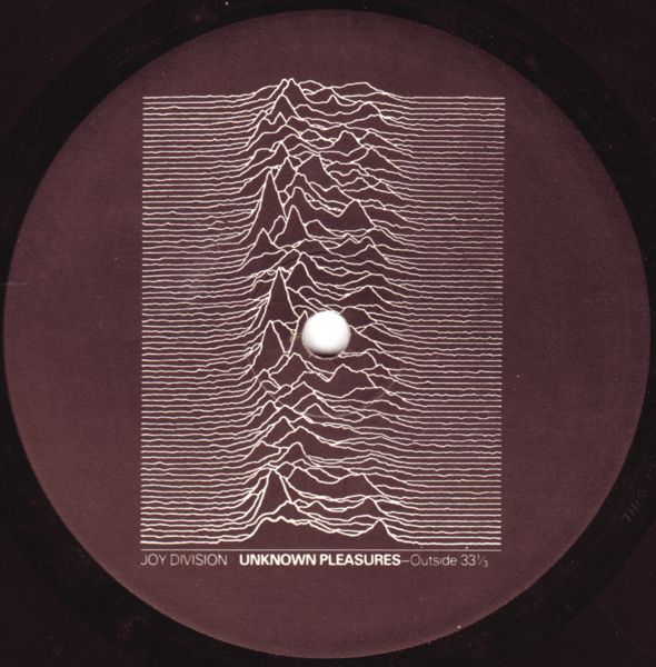 Joy Division - Unknown Pleasures (Outside)