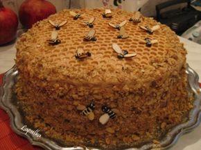 Медовик «Пчелка» : Торты, пирожные