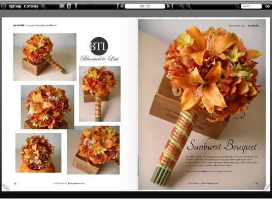 Fall Wedding Bouquets Fake : Best images about our wedding on s