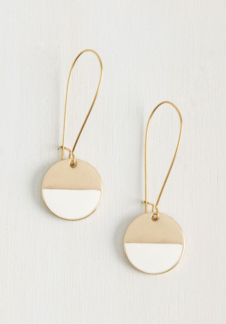 Stunning in Circles Earrings
