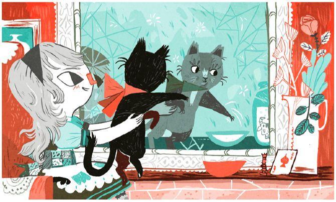 Alice in Wonderland for Radiolab - Meg Hunt