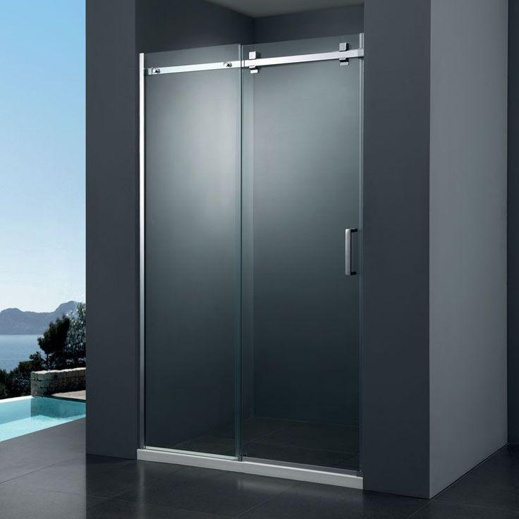 Les 17 meilleures id es de la cat gorie porte de douche coulissante sur pinte - Porte de douche coulissante 100 ...