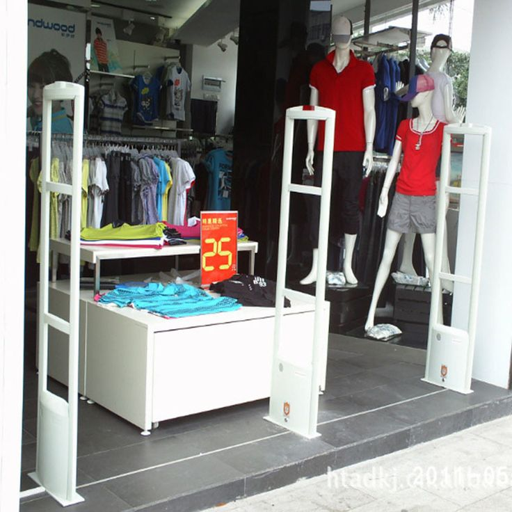 Charming Find More EAS Systems Information About Supermarket Security System Retail  Anti Theft Security Door Dual RF8