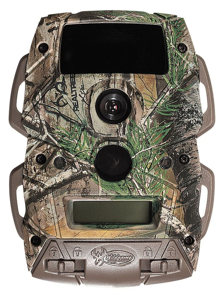 Wildgame Innovations Cloak 7 Lightsout Game Camera Bass