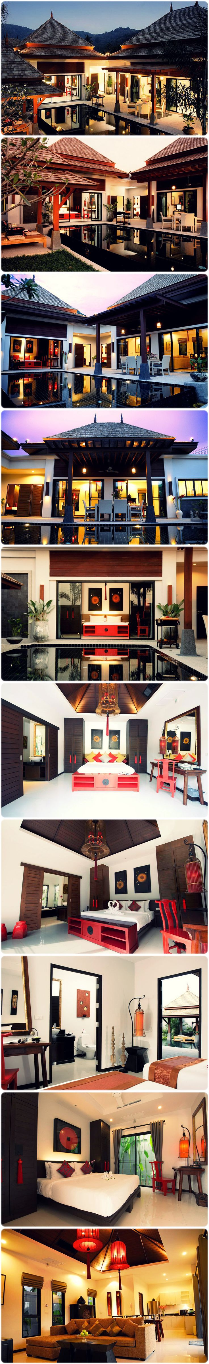 """The Bell Pool Villa Resort Hotel, Phuket! >>> http://www.otel.com/hotels/the_bell_pool_villa_resort_hotel_phuket.htm?sm=pinterest  Use the code """"UPYRPW15"""" while making your reservation on otel.com, get 10% #discount"""