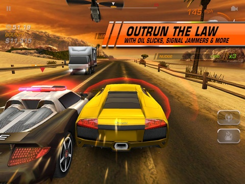 Need for Speed™ Hot Pursuit for iPad v1.2.36