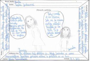 Vyučování - Gramotnost - Obrázek z příběhu