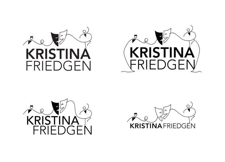 Project: Logo Redesign Client: Kristina Friedgen Website: KristinaFriedgen.com Designer: Katharine Friedgen