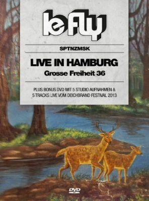 Le Fly - Live in Hamburg Große Freiheit 36 DVD Review - Tribe Online