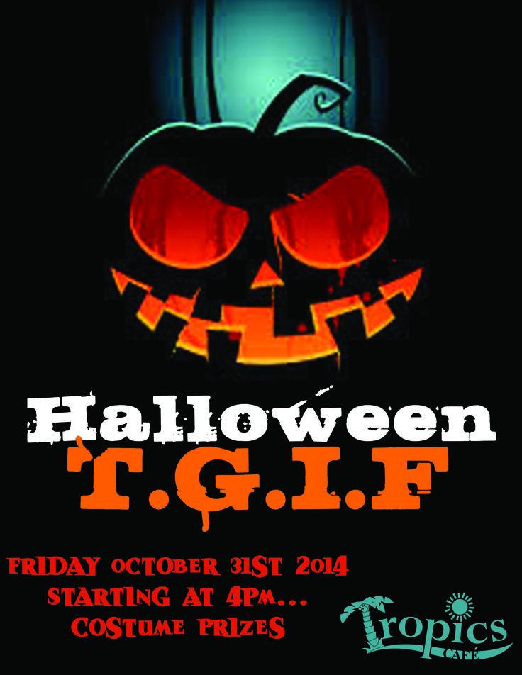 Halloween T.G.I.F.