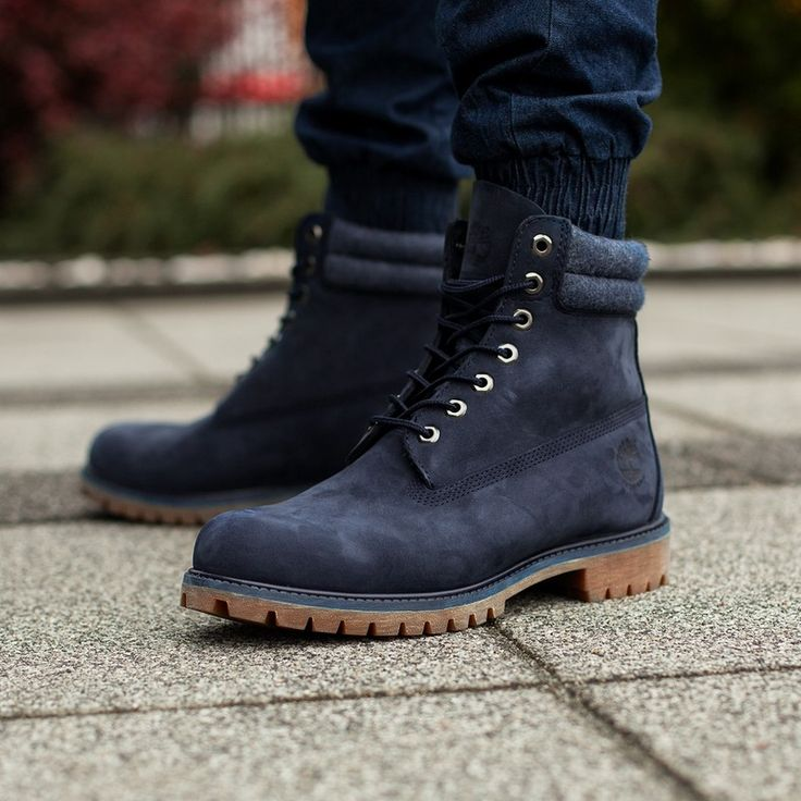 Buty TIMBERLAND 6 IN DOUBLE COLLAR BOOT