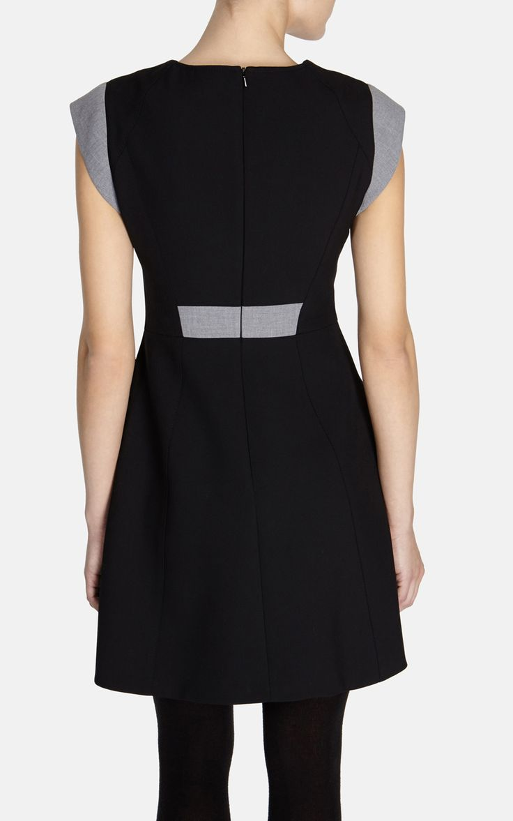 60'S inspired shift dress | Luxury Women's dresses | Karen Millen