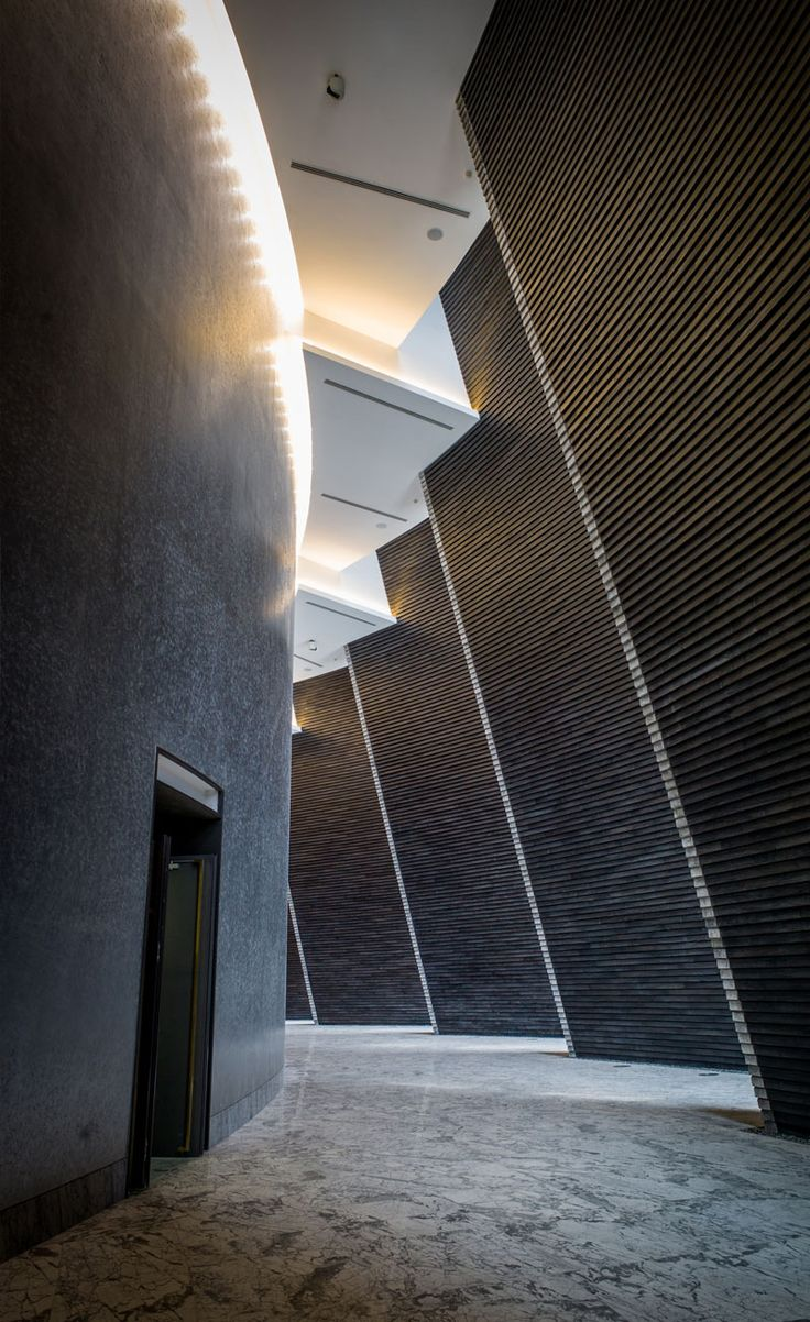 Wuzhen Theater by Artech Architects — Design42Day Magazine