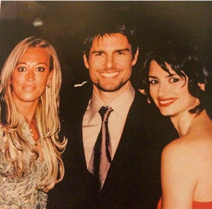25 parejas inverosímiles, pero ciertas - Belén Esteban, Tom Cruise y Penélope Cruz | Galería de fotos 6 de 26 | Vanity Fair