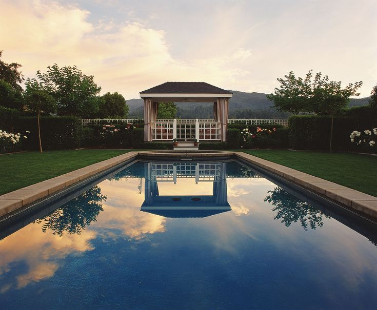 132 best PoolsILove images on Pinterest | Swimming pools, Gardens ...