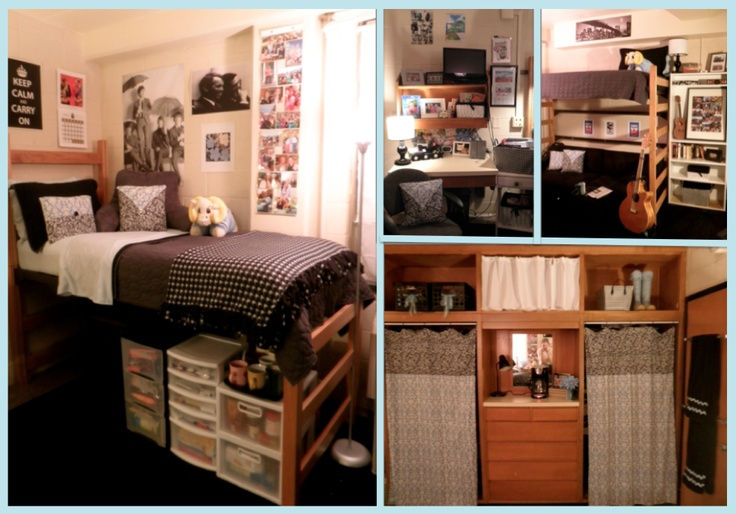 A Room In Craige Hall At UNC   Res Life At UNC   Pinterest   Hall, Dorm And  Room Part 44
