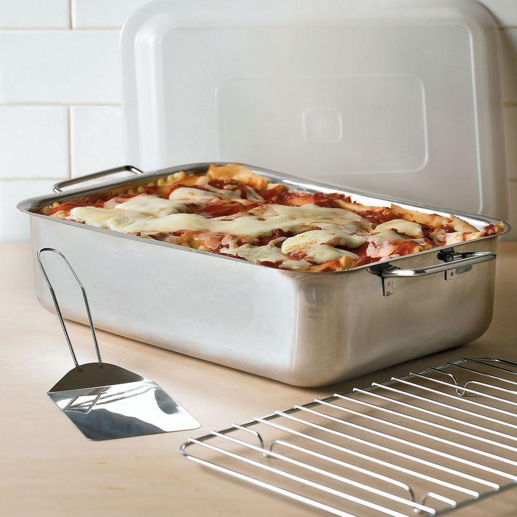 Extra Deep Lasagna Pan Wishlist Pinterest Home