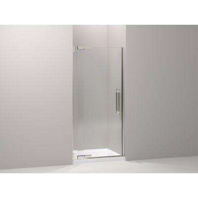 """Kohler Pinstripe 35.75"""" x 72.25"""" Pivot Shower Door"""