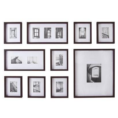 picture frame arrangement target